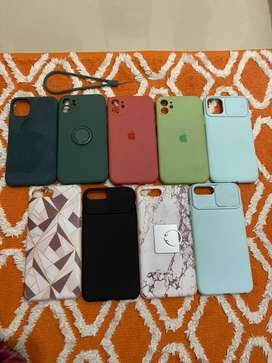 Case Iphone 11 dan 7 Plus