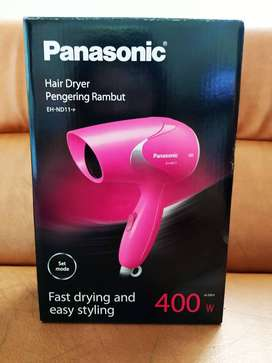 Panasonic Hair dryer EH ND 11 Pink Pengering rambut