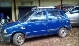 Maruti Suzuki 800 1999 fresh fc