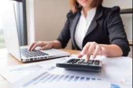 wanted accountant - Female