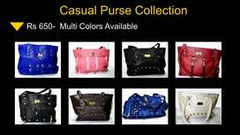 Beautiful Casual Purse Collection For Ladies