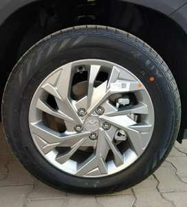 Brand new Creta 2020 SX 17 inch alloys