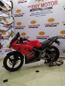Kawasaki Ninja RR 150 cc 2013 mantab