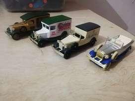 Vintage cars madel