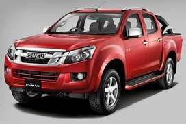Isuzu D_Max_V_Cross Automatic On Easy Installment In Karachi