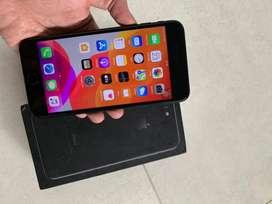 iPhone 7 Plus 128 Gb Jetblack Inter Ori Normal Mal Semua
