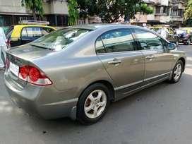 Honda Civic 1.8V Manual, 2007, Petrol