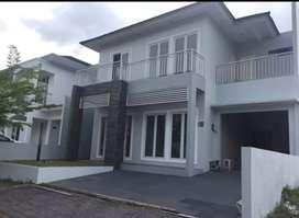 Rumah mewah citra land cocok buat pejabat dan artis