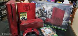 Xbox one S GOW series 2terra limited Edition