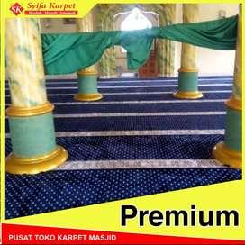 Jual karpet masjid import turki bayar stalah barang sampai