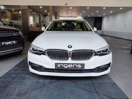 BMW 5 Series 520d Sport Line, 2017, Diesel