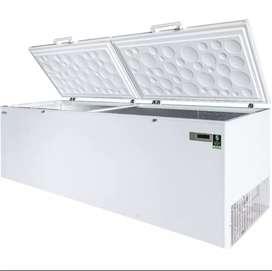 Freezer AQUA AQF 1200R kapasitas 1029L