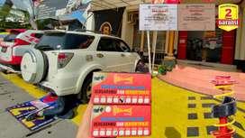 Hindarkan Mobil dri Bahaya Stir Banting hanya dg Pasang BALANCE Damper