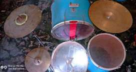 Drums set with lower price