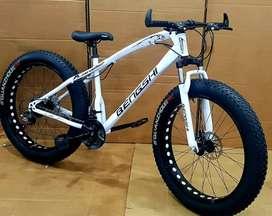 BENGSHI 21 Gears. Fat  free dam New.  Cycle