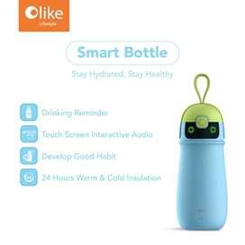 PROMO!! OLIKE SMART BOTTLE - Botol Pintar Anak / Bergaransi Resmi