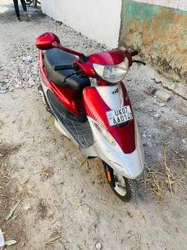 TVS Scooty pep plus 2009 last model km 17000