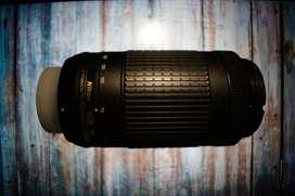 nikon DX VR AF-p 70-300mm