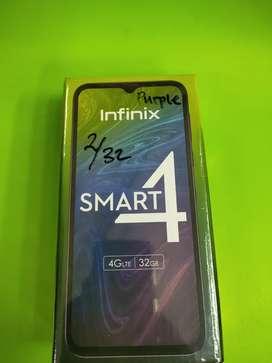 Infinix smart 4 ram 2 di AJ Phone Bantul