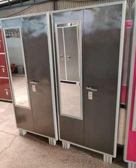 Metal Almirah or Steel Cupboard Brand New