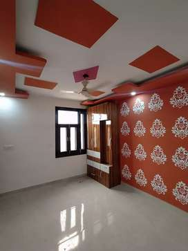 2Bhk L-type flat, lift and car parking at 25 Lacs with 90% bank loan
