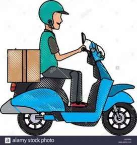 Courier Delivery Agent Required at Duliajan