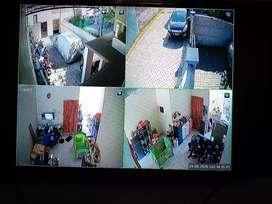 Paket CCTV 4CH 2MP 3.000.000