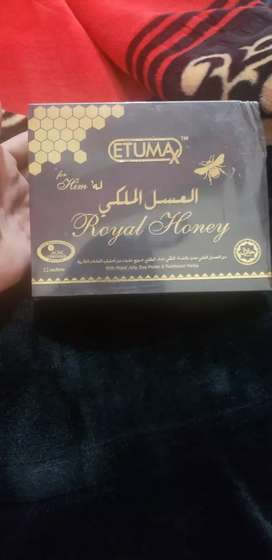 Etumax royal honey available for sale