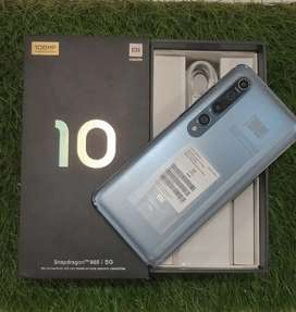 Mi 10 8gb 256gb non activate only seal open