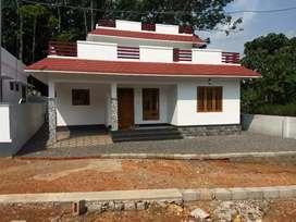 New home.  Kottayam.   Ettumanoor