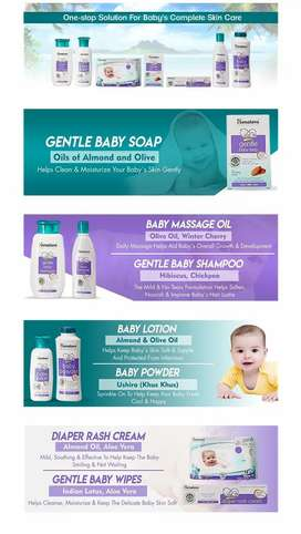 Himalya Baby Products @50% Discount