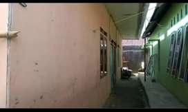 Dikontrakan Rumah Semi Permanen 1 Pintu