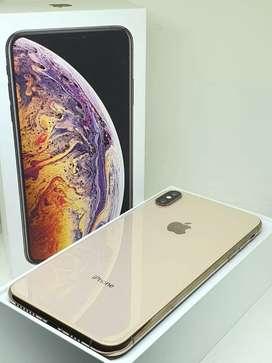iphone XS Max 256 GB ex garansi ibox resmi bisa tukar tambah