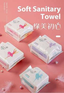 Sanitary Napkin Pads,Breathable pads