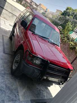 Mitsubishi Pajero Total Genuine