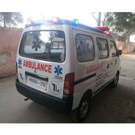 maruti eeco ambulance modification service