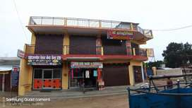Newly built space is available for rent in bachhwara near NH-28