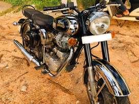 Royal enfild  -classic 500