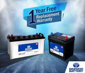 CAR and UPS Batteries in Discount rate