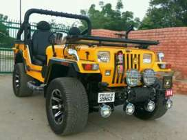 Modified open Jeep Gypsy