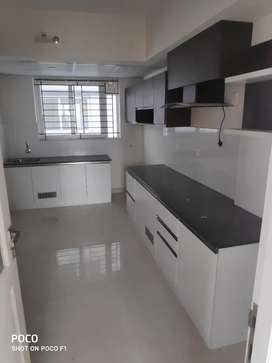 2bhk semi furnished flat for rent at Thondayad bypass