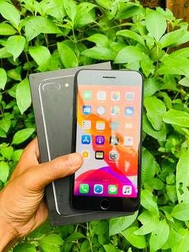 Iphone 7 plus 128 gb fullset bisa tt