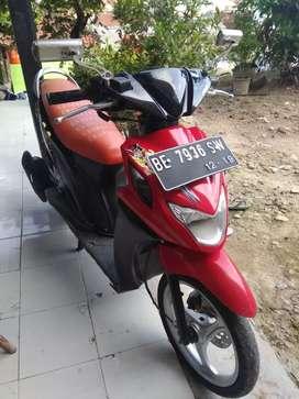 Suzuki nex th 2014 siap pakai