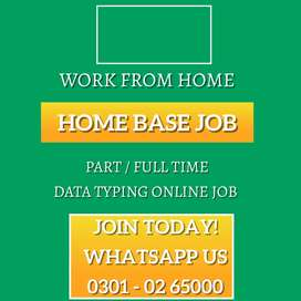 We are providing Online JObs social Media work from home .