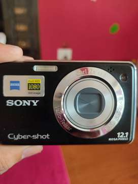 Sony Cybershot DigiCam with 4 GB Memory Card and all orig accessories