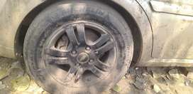 Chevrolet optra alloy wheel 5
