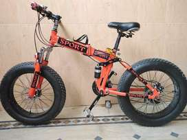 Landrover Bicycle
