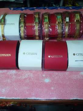 Citizen ladies gents watch