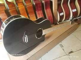 Gitar akustik apx rentet mapel