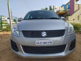 Maruti Suzuki Swift 2015 Petrol Well Maintained
